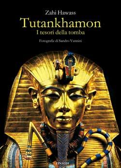 Copertina del libro Tutankhamon di Zahi Hawass