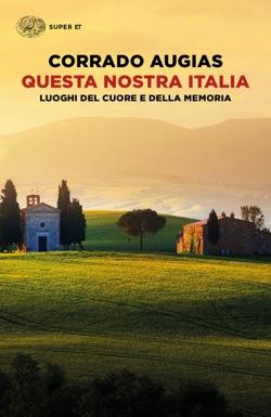 Copertina del libro Questa nostra Italia di Corrado Augias