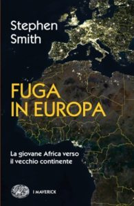Copertina del libro Fuga in Europa di Stephen Smith