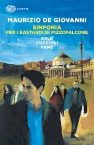 Copertina del libro Sinfonia per i Bastardi di Pizzofalcone di Maurizio de Giovanni