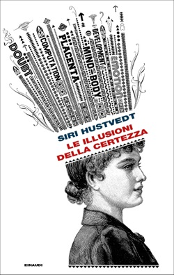 Copertina del libro Le illusioni della certezza di Siri Hustvedt