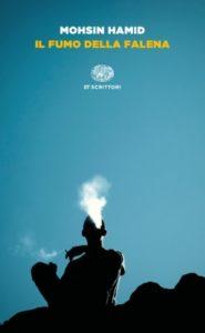 Copertina del libro Il fumo della falena di Mohsin Hamid