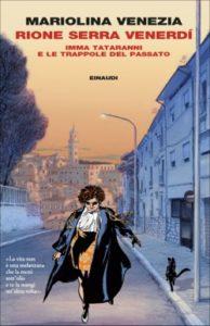 Copertina del libro Rione Serra Venerdì di Mariolina Venezia