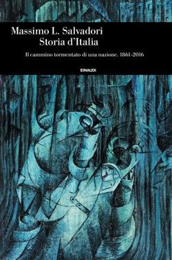 Copertina del libro Storia d'Italia di Massimo Salvadori