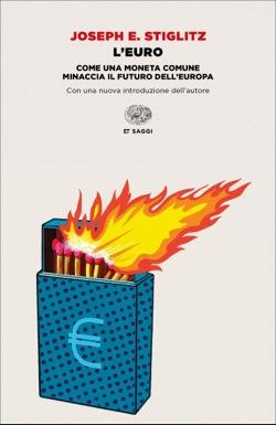 Copertina del libro L'Euro di Joseph E. Stiglitz