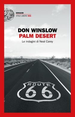 Copertina del libro Palm Desert di Don Winslow
