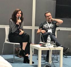 Andrea Pomella, Nadia Terranova