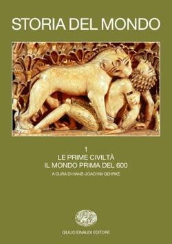 Copertina del libro Storia del mondo 1. Le prime civiltà di VV.