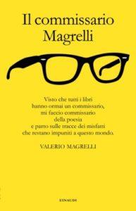 Copertina del libro Il commissario Magrelli di Valerio Magrelli