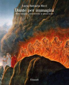 Copertina del libro Dante per immagini di Lucia Battaglia Ricci