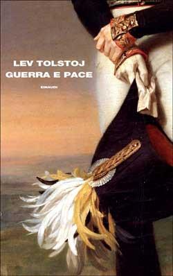 Copertina del libro Guerra e pace di Lev Tolstoj