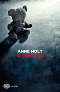 Copertina del libro Il presagio di Anne Holt