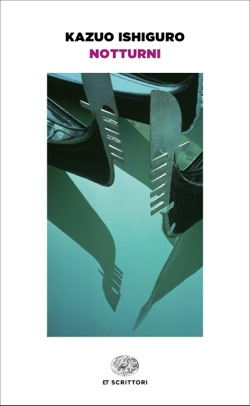 Copertina del libro Notturni di Kazuo Ishiguro