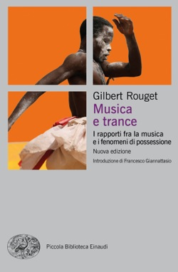 Copertina del libro Musica e trance di Gilbert Rouget