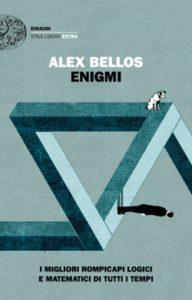 Copertina del libro Enigmi di Alex Bellos