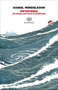 Copertina del libro Un'Odissea di Daniel Mendelsohn