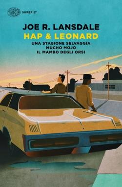 Copertina del libro Hap & Leonard di Joe R. Lansdale