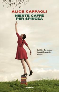 Copertina del libro Niente caffè per Spinoza di Alice Cappagli