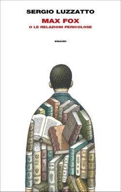 Copertina del libro Max Fox di Sergio Luzzatto
