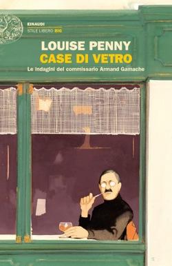 Copertina del libro Case di vetro di Louise Penny