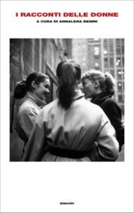 Copertina del libro I racconti delle donne di VV.