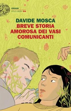 Copertina del libro Breve storia amorosa dei vasi comunicanti di Davide Mosca