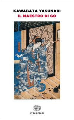 Copertina del libro Il maestro di go di Kawabata Yasunari