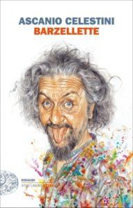 Copertina del libro Barzellette di Ascanio Celestini