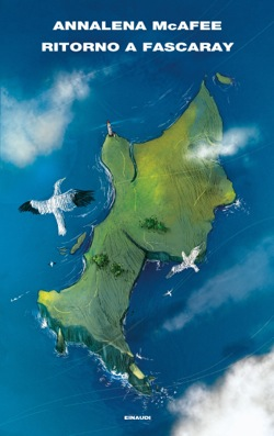 Copertina del libro Ritorno a Fascaray di Annalena McAfee