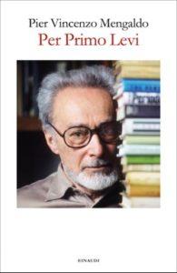 Copertina del libro Per Primo Levi di Pier Vincenzo Mengaldo