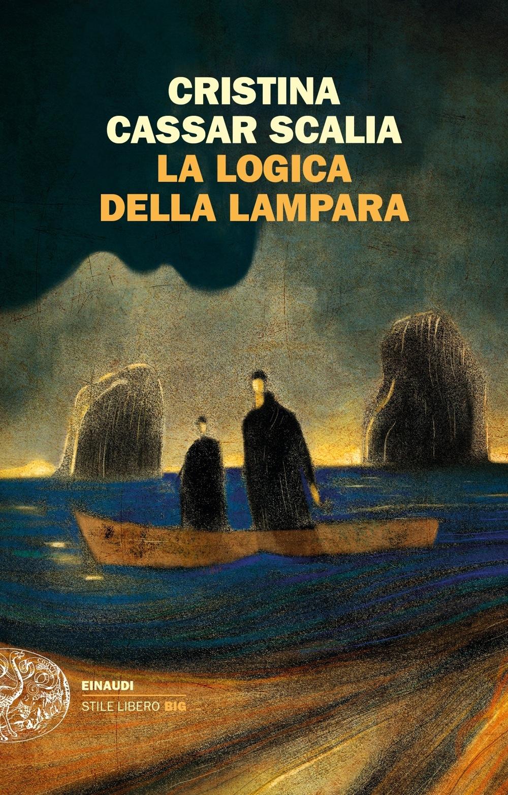 Incontro con Cristina Cassar Scalia in occasione della pubblicazione del suo nuovo romanzo La logica della lampara. Einaudi