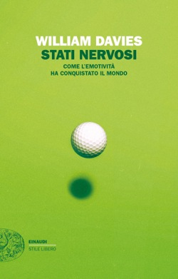 Copertina del libro Stati nervosi di William Davies