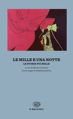 Copertina del libro Le mille e una notte di VV.