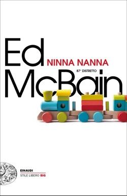 Copertina del libro Ninna nanna di Ed McBain