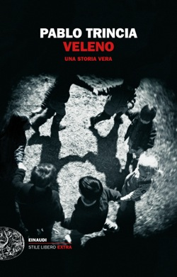 Copertina del libro Veleno di Pablo Trincia