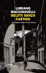 Copertina del libro Delitti senza castigo di Loriano Macchiavelli