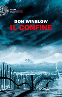Copertina del libro Il confine di Don Winslow