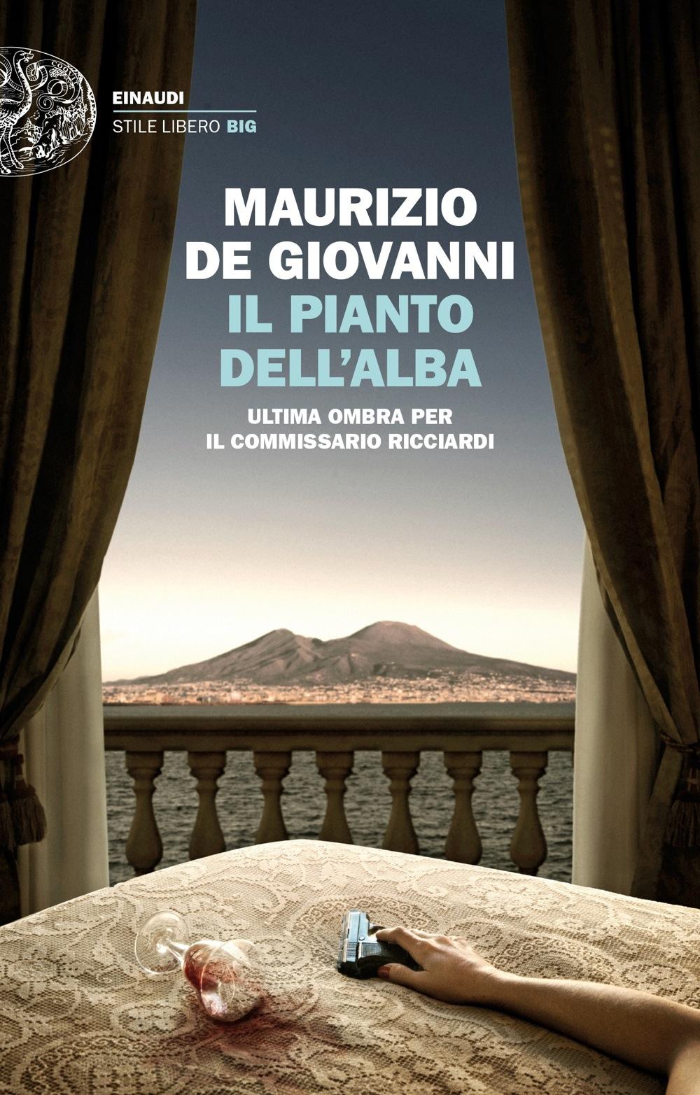 """Risultati immagini per """"Il pianto dell'alba""""di Maurizio de Giovanni (Einaudi)"""