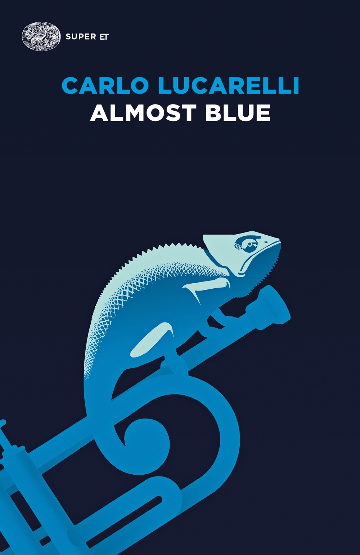 Almost Blue Carlo Lucarelli cover