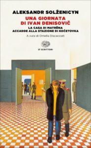 Copertina del libro Una giornata di Ivan Denisovic di Aleksandr Solzenicyn