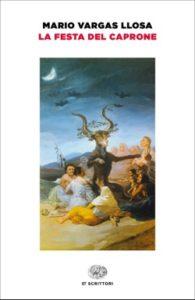 Copertina del libro La festa del Caprone di Mario Vargas Llosa