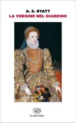 Copertina del libro La vergine nel giardino di A. S. Byatt