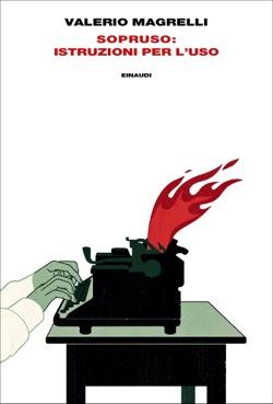 Copertina del libro Sopruso: istruzioni per l'uso di Valerio Magrelli