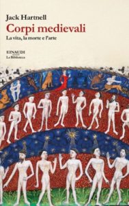 Copertina del libro Corpi medievali di Jack Hartnell