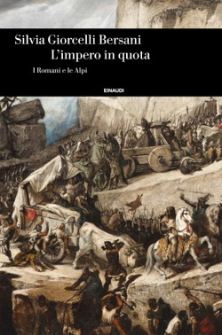 Copertina del libro L'impero in quota di Silvia Giorcelli Bersani