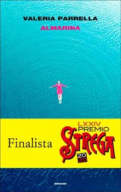 Copertina del libro Almarina di Valeria Parrella