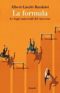 Copertina del libro La formula di Albert-László Barabási