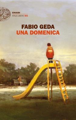 Copertina del libro Una domenica di Fabio Geda