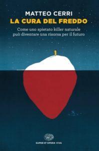 Copertina del libro La cura del freddo di Matteo Cerri