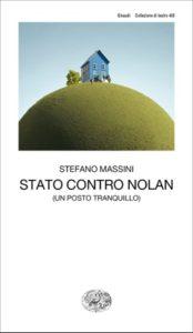 Copertina del libro Stato contro Nolan di Stefano Massini